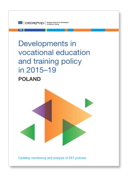 Developments in vocational education and training policy in 2015-19: Poland