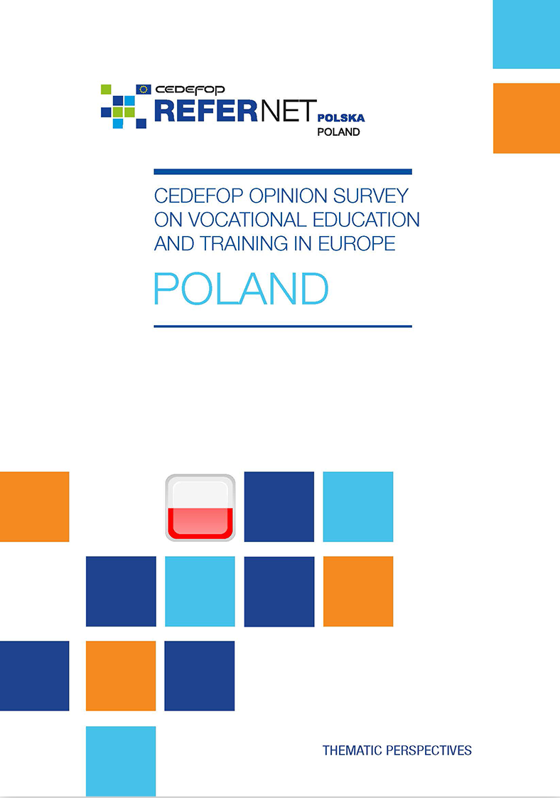 Cedefop public opinion survey on vocational education and training in Europe: Poland