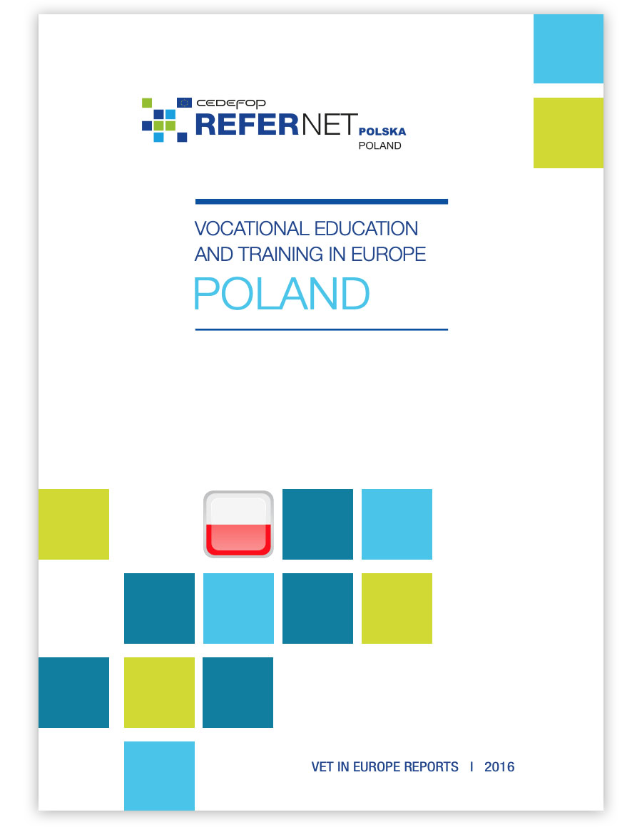 Vocational education and training in Europe – Poland Country Report 2016